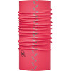 Buff Reflective Scarf R-solid pink fluor